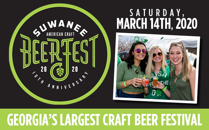 Suwanee Beer Fest 2020