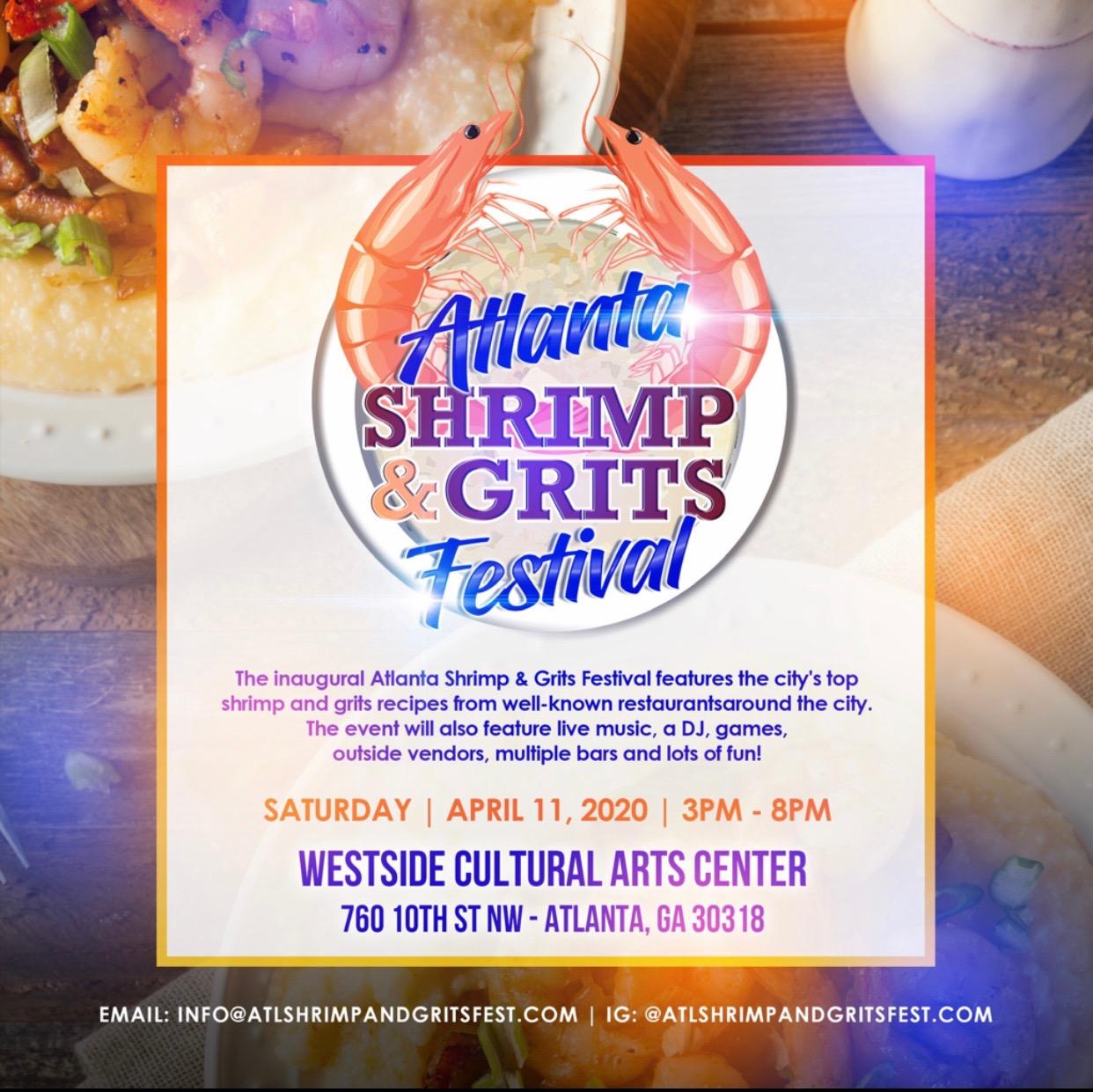 Shrimp & Grits Festival 2020